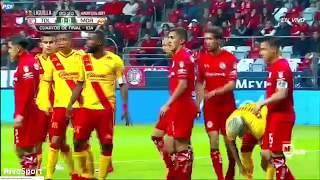 Toluca vs Morelia en vivo HD  cuartos de final
