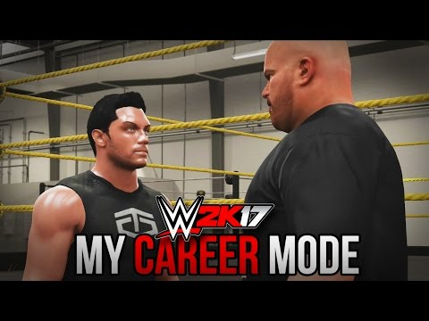 WWE 2K17 My Career Mode - Ep. 1 -