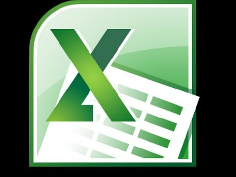 How To Use Excel Part 1