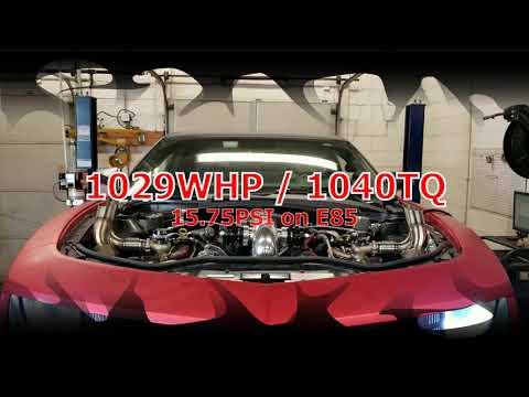 Twin Turbo 5th Gen Camaro 1000whp+