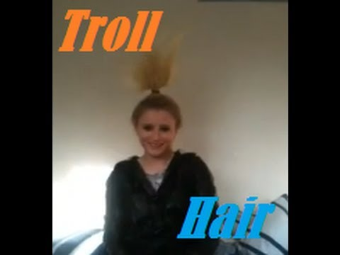 How to: Troll Hair