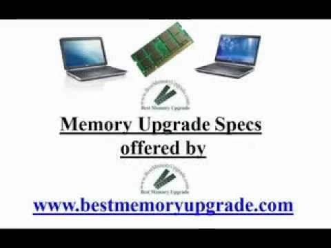 Compatible RAM Memory Upgrade Specifications for Dell Latitude E5520 Laptop Computer DDR3 1333