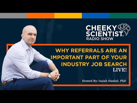 Why Referrals Are An Important Part Of Your Industry Job Search