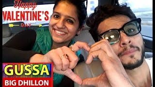 BIG DHILLON on VALENTINE in College, GUSSA & How to Impress Him | EXCLUSIVE | Anchor Lovely Mehrotra
