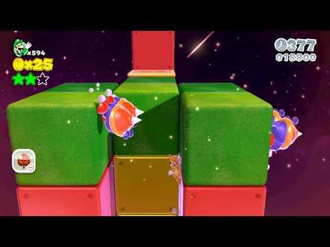 Super Mario 3D World Final Level: Champion's Road Playthrough