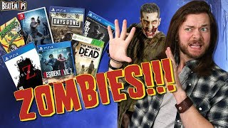 The Infestation of Zombie Games