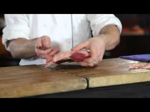 How to French A Rack of Lamb