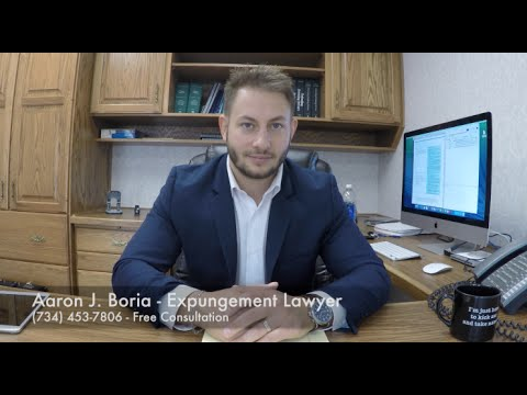 New Expungement Law in Michigan