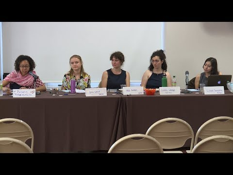 TIA'18: Strategies for Agitation, Subversion, and Change-Making in the Face of Insitutional Power