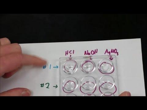 Qual Lab Solubility Testing