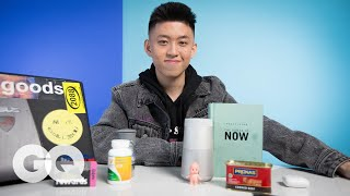 10 Things Rich Brian Can't Live Without   GQ