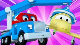 Truck Videos For Kids Suck It Up Super Truck In Car City 0pkrp