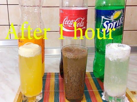 Coca Cola   Fanta  Sprite  +   Milk  incredible experiment    !!!!!!!!!!!!!!!!!!!!!!!!!!!!!