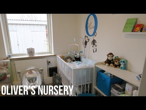 Getting Oliver's Nursery Ready!