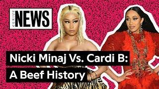 A Timeline Of Nicki Minaj & Cardi B