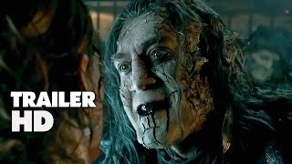 Pirates of the Caribbean: Dead Men Tell No Tales - Official Teaser Trailer 2017 - Movie HD