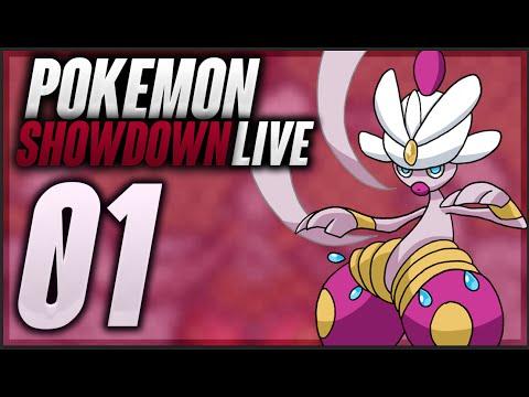 Pokemon Showdown Episode 1/4 - w/ @HallowGengar