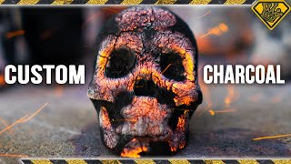 The Secret to making Charcoal Skulls