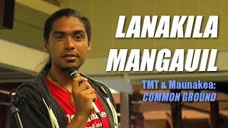 Download Lanakila Mangauil talks Culture (TMT & Maunakea: Common Ground - part 1) Video