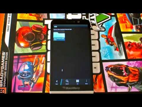 How To install Android apps and games on BlackBerry 10.2.1