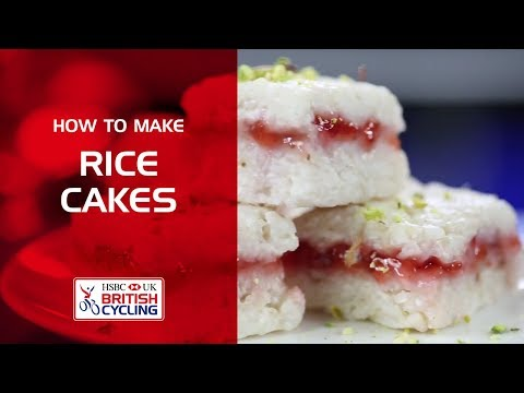 How to make: British Cycling's rice cakes