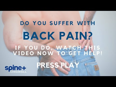 Back Pain Treatment   Spine Plus Clinic Chigwell   Essex   East London   London   Call 02085010937