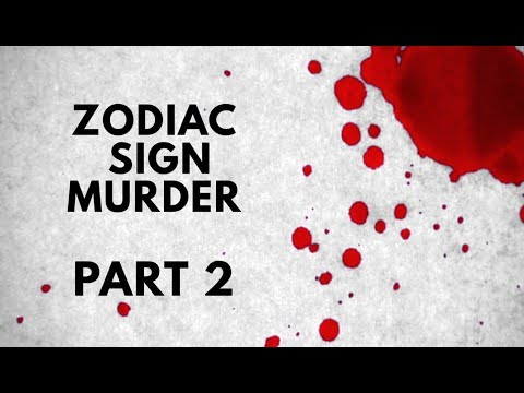 THE UNTOUCHED MURDER ZODIAC SIGNS | PISCES | TAURUS | LIBRA | CANCER | Hannah's Elsewhere