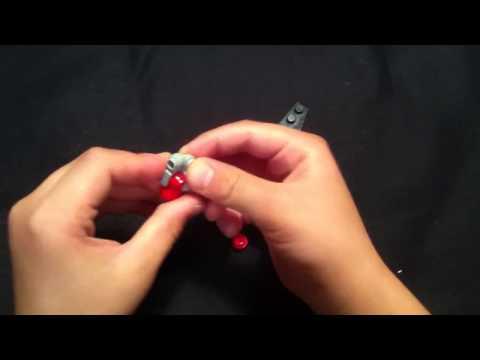 Christian's instructional vid mini Lego laserbeak