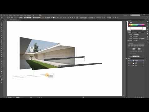 Illustrator for Architects - Augmenting Photographs