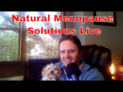 Natural Menopause Solutions - Podcast #123