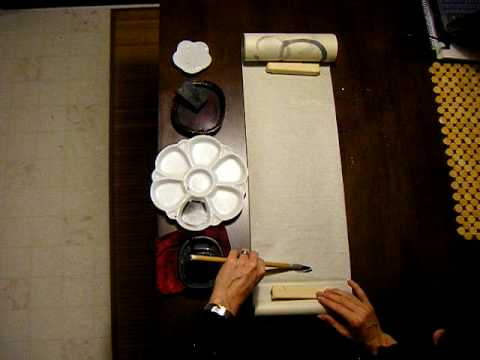 Bamboo Culm painting introduction