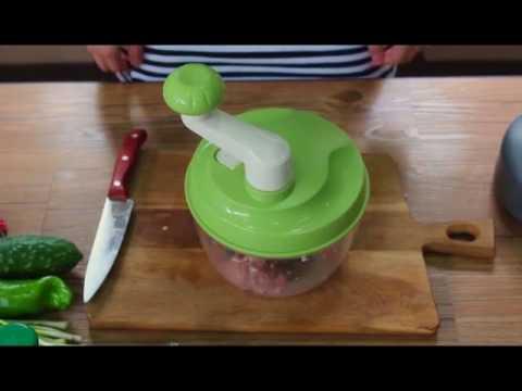 Vegetable Chopper Meat Grinder Flour Egg Cake Tool