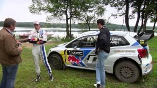 Markku Alén & Volkswagen Polo R WRC - Osa 1/2 (Teknavi 2014)