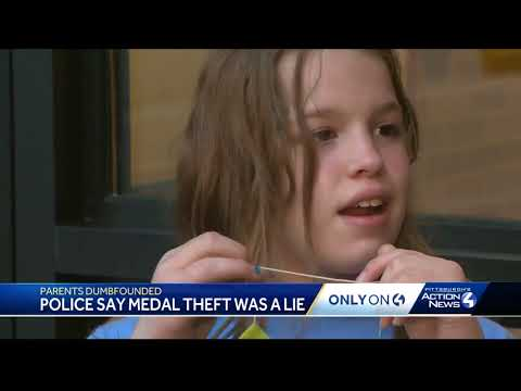 Police: Special Olympics medals were never stolen, organizer charged