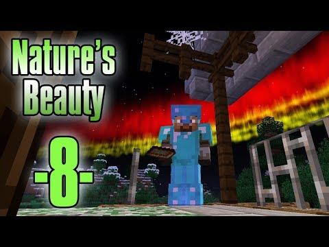 Dansk Minecraft - Nature's Beauty #08 - Flyttedag (HD)
