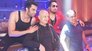 Baa Baaa Black Sheep Cast Media Interaction | Anupam Kher, Manish Paul, Mika Singh