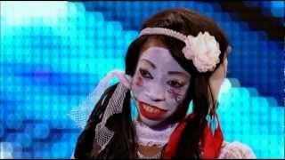 Geisha Davis Possesses the Britain