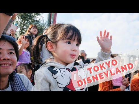 Tokyo Disneyland Vlog | Andi Manzano Reyes