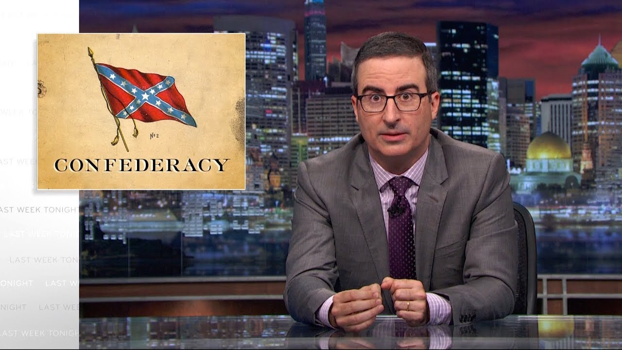 Confederacy: Last Week Tonight with John Oliver (HBO)