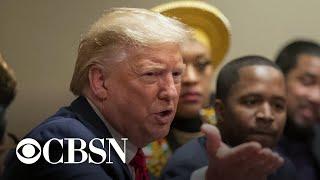 White House responds to coronavirus whistleblower claims