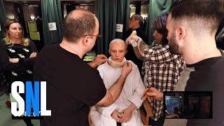Creating Saturday Night Live: Kate McKinnon Make-up Transition