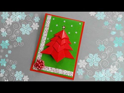 HANDMADE CHRISTMAS GREETING CARD MAKING IDEAS / DIY CARDS