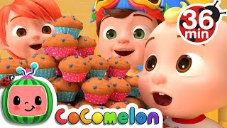 The Muffin Man   +More Nursery Rhymes & Kids Songs - CoCoMelon