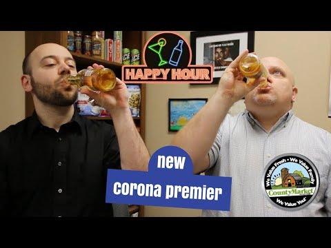 NEW Corona Premier First Taste Review