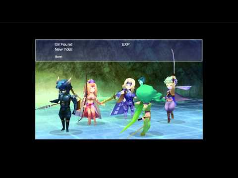 Final Fantasy IV (PC) Onion Equipment