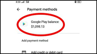 How To Get Unlimited FREE Google Play Credit in Your Account    New Working \u0026 Safe Method