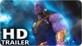 AVENGERS INFINITY WAR Thanos Trailer (2018) Marvel