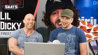 Lil Dicky Freestyle on Sway In The Morning 2019 REACTION!!!