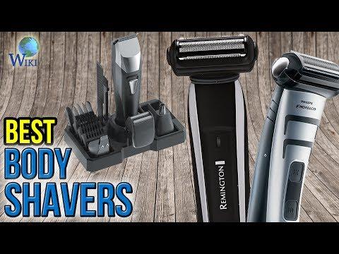 10 Best Body Shavers 2017