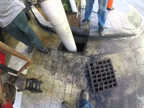 W Fort Lauderdale Storm Drain cleaning